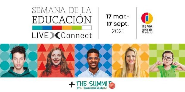 SEMANA DE LA EDUCACIÓN LIVE CONNECT, plataforma digital