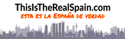 Acceso al blog 'This is the real Spain' (esta es la España de verdad)