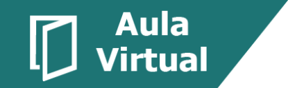 Acceso al aula virtual CIDEAD