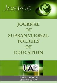 Journal of Supranational Policies of Education