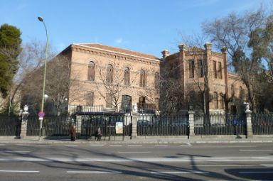 Instituto de Educación Secundaria Cervantes de Madrid