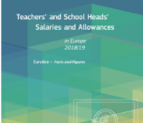 Teachers' and school heads' salaries and allowances in Europe 2018/19