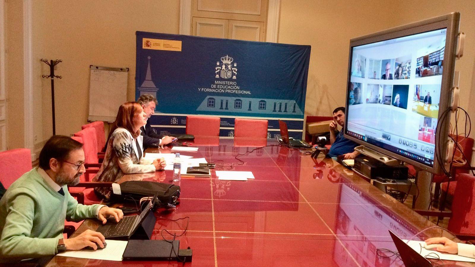 Comisión de Formación Profesional de la Conferencia Sectorial