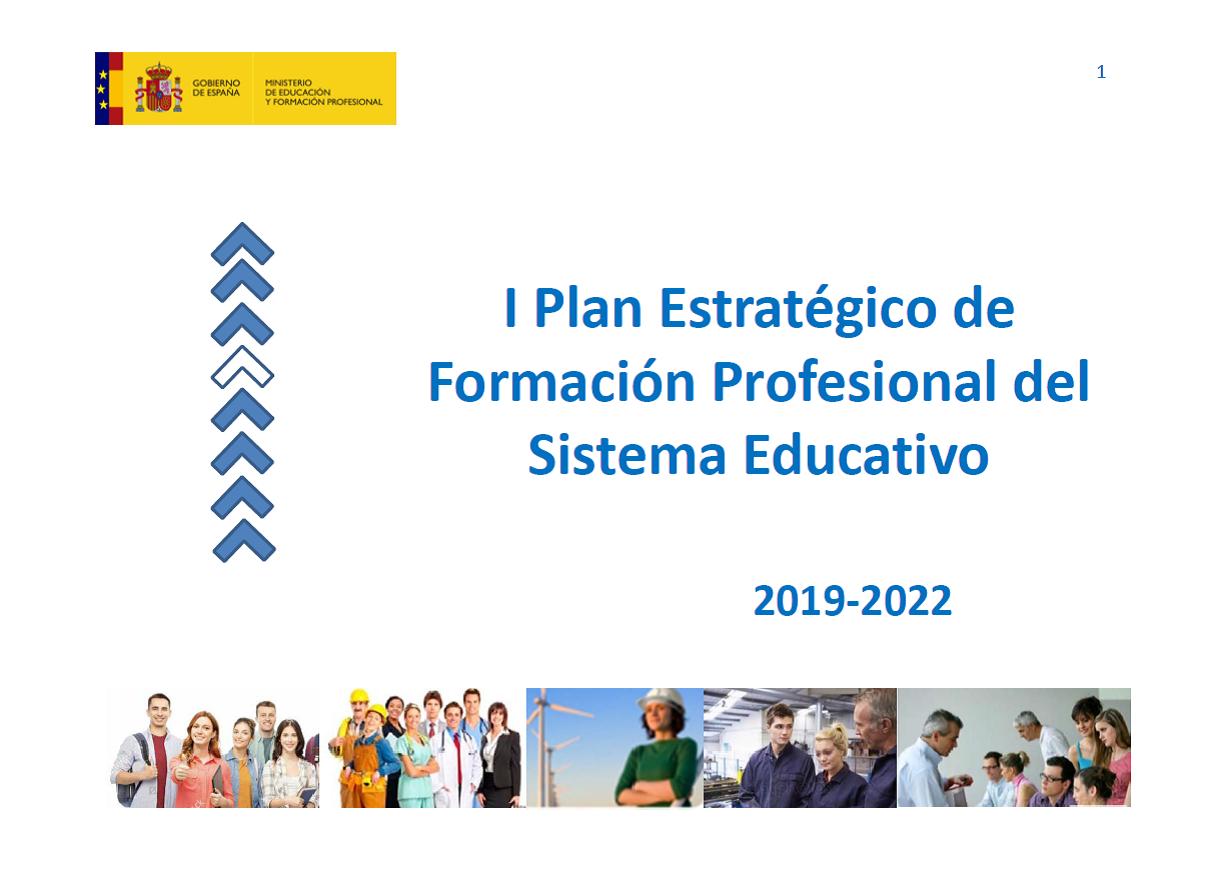 El Gobierno aprueba el I Plan Estratégico de FP destinado a modernizar estas enseñanzas