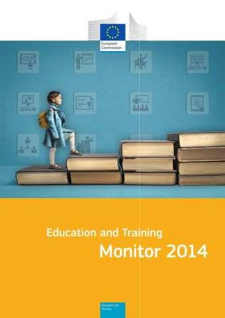 Portada Educaction and Training. Monitor 2014