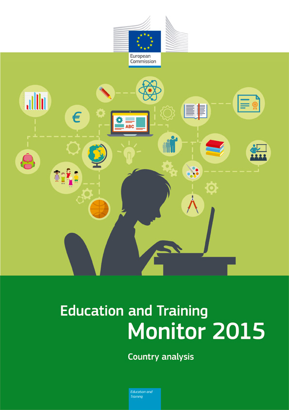 Portada Educaction and Training. Monitor 2015